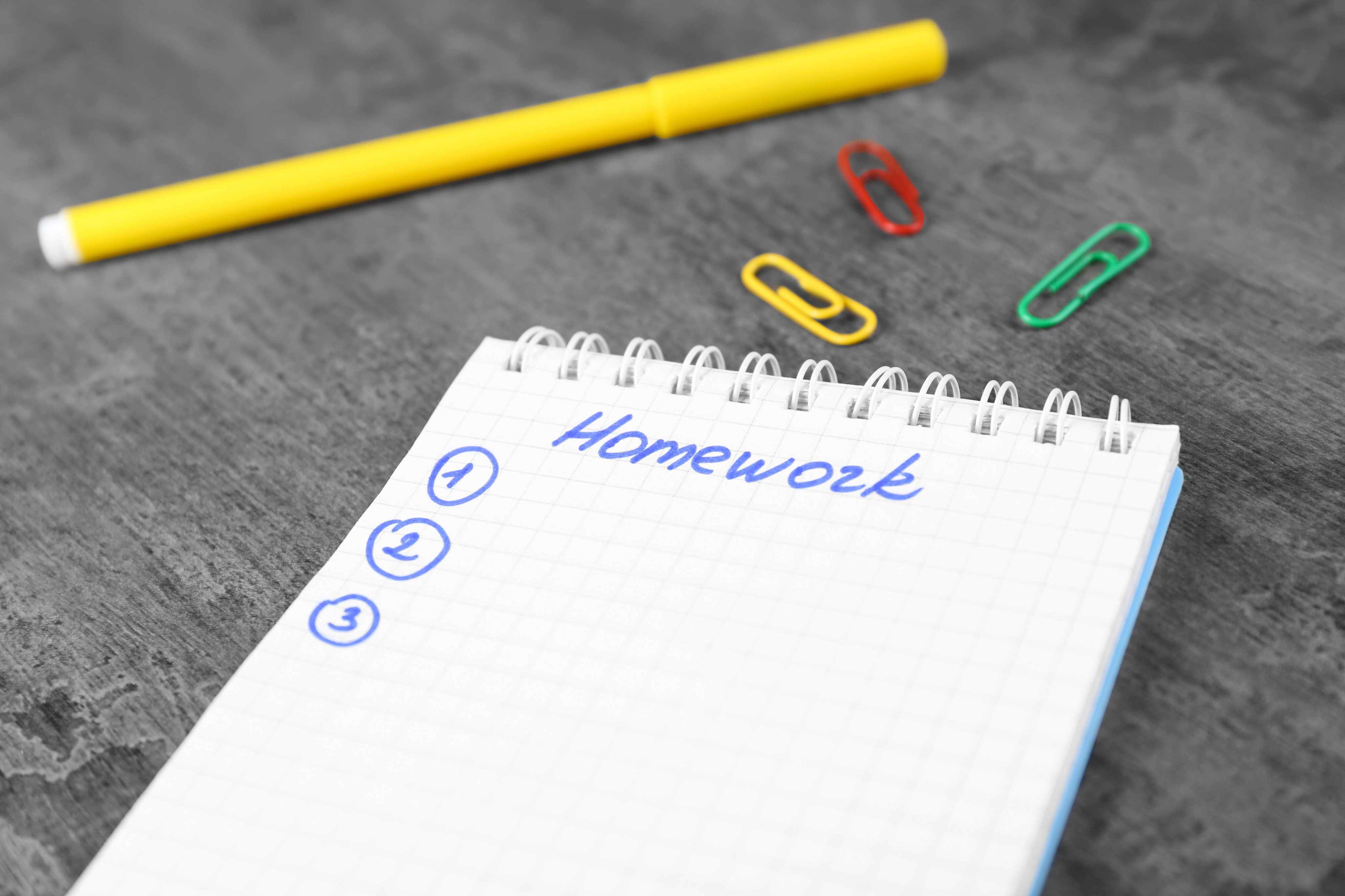 10 Ways to Reduce Homework Stress